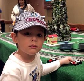 Sugar Creek Model Railroad Show 2018