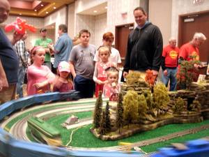 Highlight for album: 15th Annual Train Show